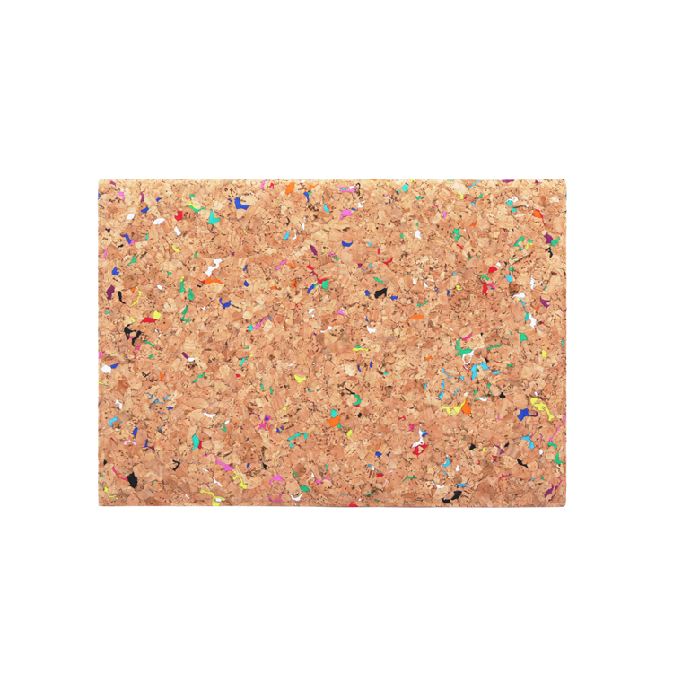 Color Cork Laptop Cover 13 inch