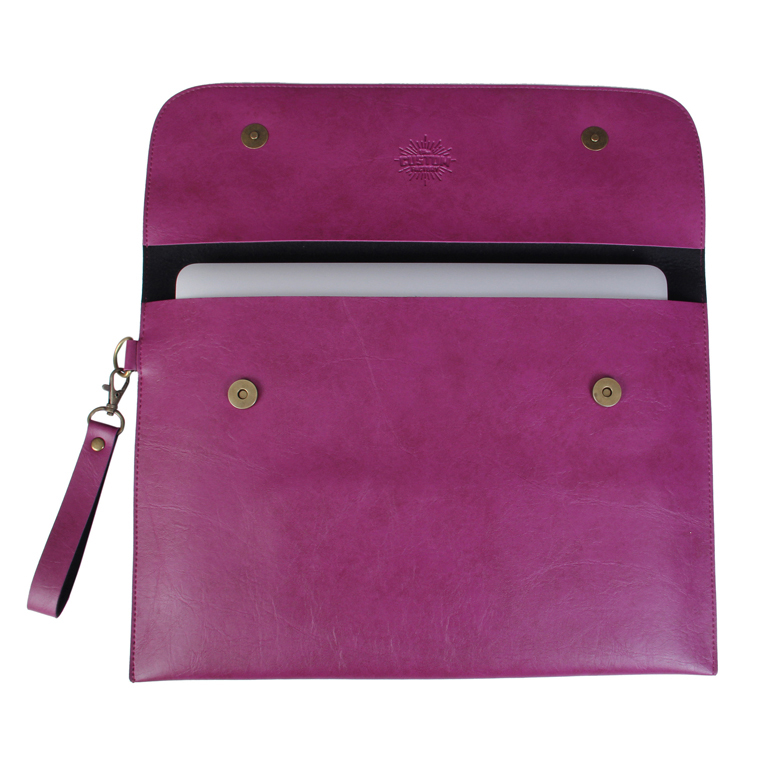 Personalized Laptop Cover 13 inch - Dark Purple