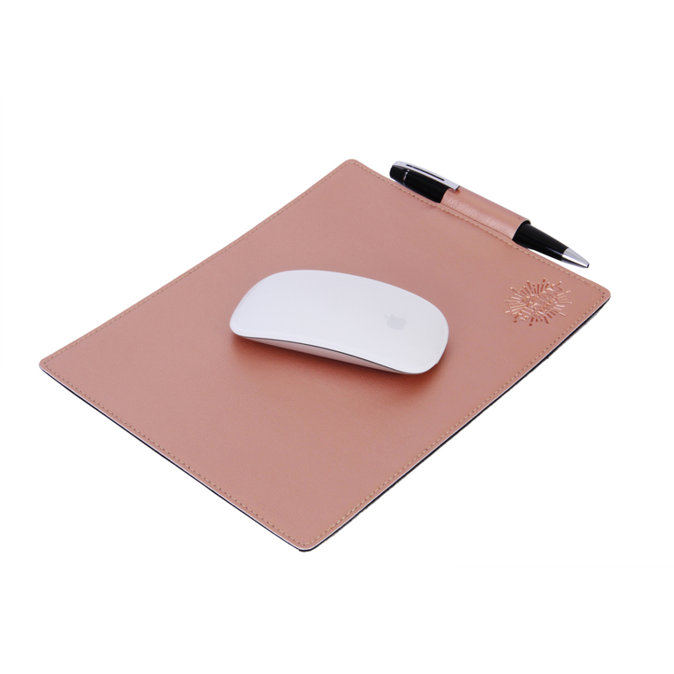 Personalized Mouse Pad - Rose Gold