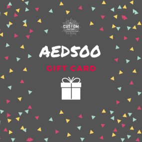 Custom Factory Gift Card - AED500