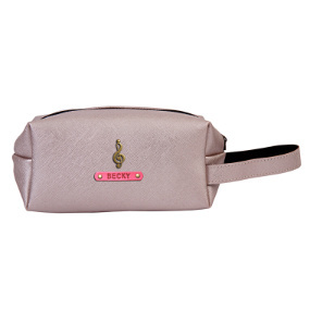 Personalized Toiletry Pouch - Rose Gold