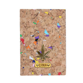 Personalized Passport Cover - Color Cork