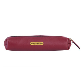 Personalized Medwakh Pouch - Deep Maroon