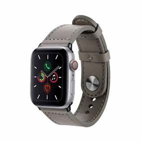 Personalized Apple Watch Band 42/44mm - Taupe
