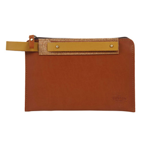 Chestnut Brown Ipad Mini Sleeve