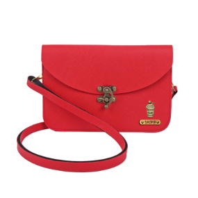 Personalized Women's Clutch - Red
