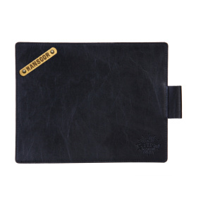Personalized Mouse Pad - Carbon Black