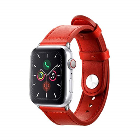 Personalised Apple Watch Band 42/44mm - Red