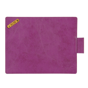 Personalized Mouse Pad - Dark Purple